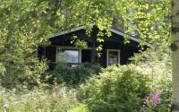 Lomamökki vuokramökki mökki loma-asunto huvila könnölä matkailutila maatilamatkailu kesämökki hämeenlinna iittala häme isokilpilampi rentalcottage cottage finland summercottage
