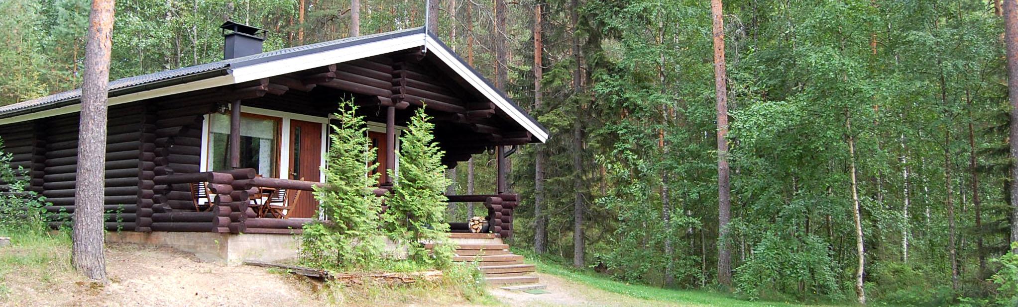 Könnölän Matkailutila Lomamökki Pikkukilpilampi Hämeenlinna Iittala